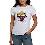 Navarro Family Crest Women's T-Shirt