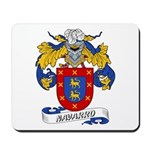 Navarro Family Crest Mousepad
