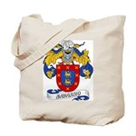 Navarro Family Crest Tote Bag