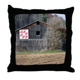 OLD MAID'S PUZZLE Throw Pillow