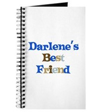 Darlene's Best Friend Journal