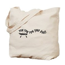 1514 Row Row your Boat Tote Bag