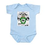Olmo Family Crest Infant Creeper