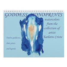 Goddess Wall Calendar