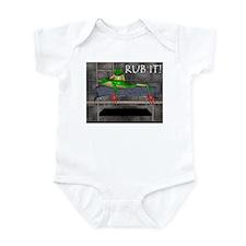 Frog Massage Infant Bodysuit