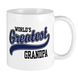 World's Greatest Grandpa Small Mug