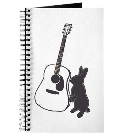 bunny &amp;amp;amp; guitar Journal
