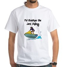1590 I'd Rather be Jet Skiing Shirt