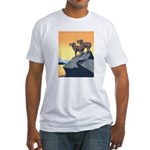 National Parks Fitted T-Shirt