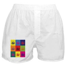 Mary Jane Boxer Shorts