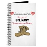 Proud US Navy Grandmother Journal