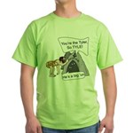 Tylers Lament Green T-Shirt