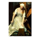 Execution of Lady Jane Grey Postcards (Pkg of 8)