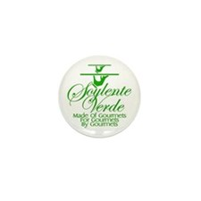 Soylente Verde Mini Button (10 pack)