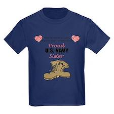 Proud US Navy Sister T