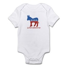 Little Democrat Onesie