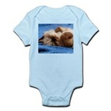 Blue Himalayan Kitten Infant Bodysuit