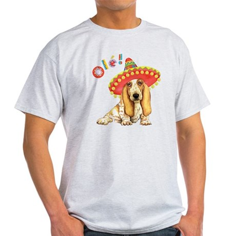 Fiesta Basset Light T-Shirt