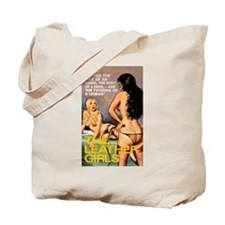 "Tote Bag - ""The Leather Girls"""