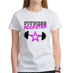 Fitness rockstar Women's T-Shirt