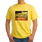 FLDS Mormon Temple Yellow T-Shirt