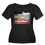 FLDS Mormon Temple Women's Plus Size Scoop Neck Da