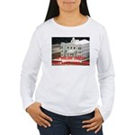 FLDS Mormon Temple Women's Long Sleeve T-Shirt