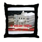 FLDS Mormon Temple Throw Pillow