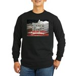 FLDS Mormon Temple Long Sleeve Dark T-Shirt