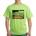 FLDS Mormon Temple Green T-Shirt