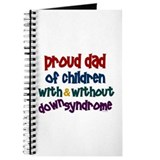 Proud Dad.....2 (With & Without DS) Journal