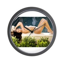 Unique Playboy Wall Clock