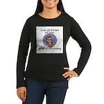 Quilt Durunk - With Company Women's Long Sleeve Da