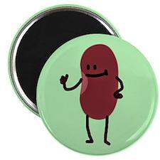 "Bob The Bean 2.25"" Magnet (10 pack)"