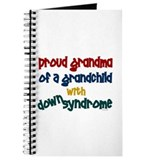 Proud Grandma....2 (Grandchild DS) Journal