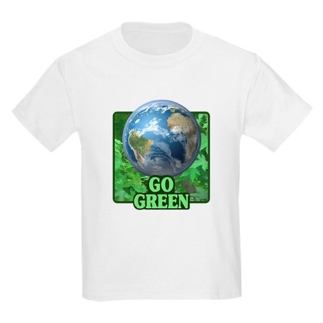 Go Green Kids Light T-Shirt