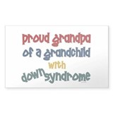 Proud Grandpa....2 (Grandchild DS) Decal