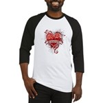 Heart Missouri Baseball Jersey