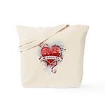 Heart Missouri Tote Bag