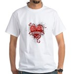 Heart Missouri White T-Shirt
