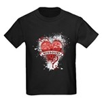 Heart Missouri Kids Dark T-Shirt