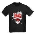 Heart Missouri Kids Dark T-Shirt