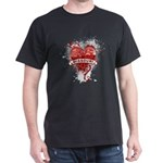 Heart Missouri Dark T-Shirt