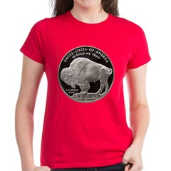 Silver Buffalo Women's Dark T-Shirt