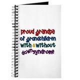 Proud Grandpa....2 (With & Without DS) Journal