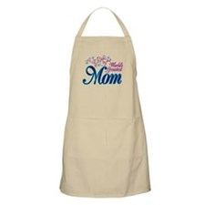 World's Greatest MOM BBQ Apron