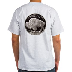 Silver Buffalo Light T-Shirt