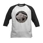 Silver Buffalo Kids Baseball Jersey
