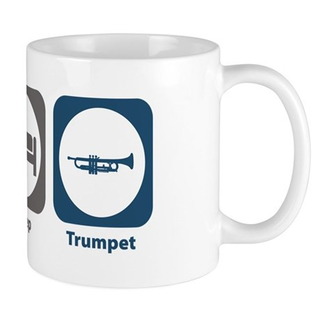 Eat Sleep Trumpet Mug