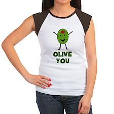 Olive You - I Love You Tee